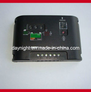 Cu12Vまたは24V 10A太陽Controllerstom USBのクレジットカードのフラッシュは運転する