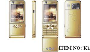 Onderaan de Mobiele Telefoon van de Omslag met het Scherm van de Aanraking (K1)