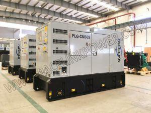 60 kVA de potencia de generación diesel Cummins silenciosa con Ce/ISO