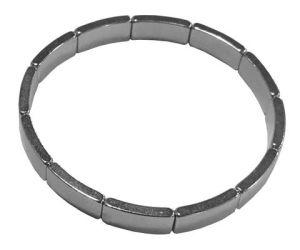 Сверхмощные сегмента металлокерамические NdFeB электродвигателя Nicuni Arc магнита