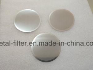 Photo en acier inoxydable gravure chimique maille étanche
