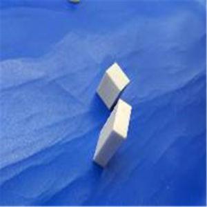 長方形耐久力のある処理し難くAl2O3アルミナの陶磁器のブロックの基礎