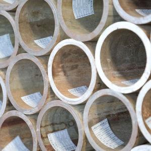 De hydraulische het Polijsten van de Rol van de Buis van de Buis van de Buis van de Cilinder Koudgetrokken Slijpende Afschavende Naadloze Pijp van de Buis