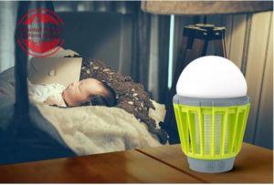 Аккумулятор светодиодный фонарик кемпинг лампы освещения убийца с микро-зарядное устройство USB Комаров