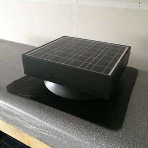 بطارية يشغل شمسيّ يزوّد علّيّة [فنتيلأيشن فن] [30وتّ] [هي بروفيل]