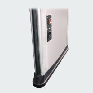 Zonas de múltiplos scâner corporal elevada fiabilidade Pórtico Detector de Metal Gate