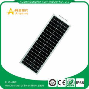 40W einteiliges integriertes Solar-LED Garten-Straßenlaterne(AL-X40)