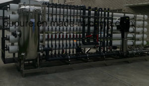 Industrielles Wasserbehandlung-Gerät 75tph