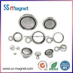 Силой постоянного неодимовым магнитным держателем NdFeB магнитная крюк Pot магнита