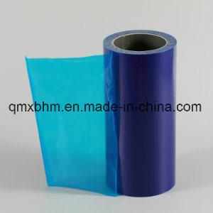 Imprimé bleu Film protecteur pour l'acier inoxydable