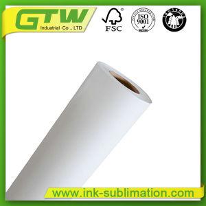 Быстросохнущие высокого качества 90GSM Сублимация бумаги для текстильной печати