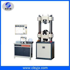 Laboratório de ensaios Universal eletrônico digital equipamento com célula de carga