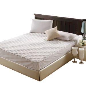熱い販売のホテルのマットレスのための高品質によってキルトにされるマットレスの保護装置