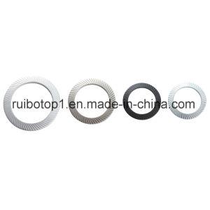 Acier inoxydable DIN9250 de la rondelle de verrouillage de sécurité/Rondelle striée