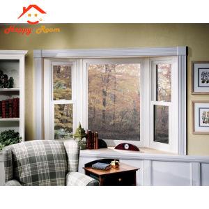 Tenda di alta qualità doppie/finestra di scivolamento di vetro di alluminio