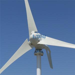 Продажи с возможностью горячей замены 400 Вт 12ветровой турбины V для домашнего использования Streetlight