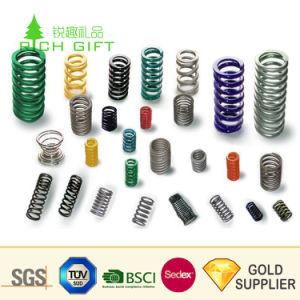 제조자는 코일 압축 기계적인 문구용품 장난감 가냘픈 정밀도 나선 스프링을 형성하는 스테인리스 철사를 주문을 받아서 만들었다