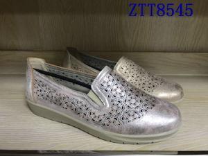 Mode de vente chaude mature de confortables chaussures femmes avec Ztt8545