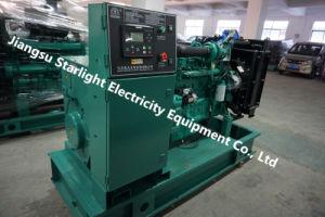 gruppo elettrogeno elettrico del generatore di potenza di motore diesel di 80kw/100kVA Cummins