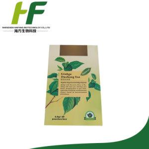 Ginkgo organico naturale Duzhong del cinese 100% alto Instan che dimagrisce tè