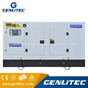 ATSが付いているGenlitec力(GPC120SA) 120kVA自動Cumminsの発電機