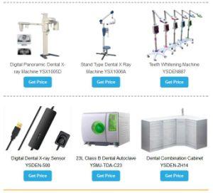 최신 Ysenmed 치과 1 역 물색 의학 병원 치과용 장비 판매