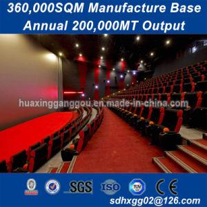 Diseñado ecológica de calidad garantizada exportación modernas estructuras de acero