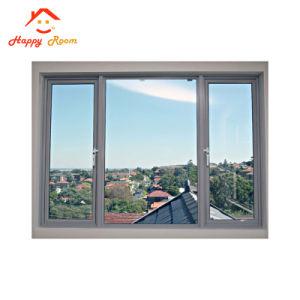 Vidro de 5 mm de alumínio Corrediça/Janela exterior da estrutura de alumínio