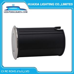 Теплый белый IP67/белый цвет мини утопленную 12V 1W/3Вт Светодиодные лампы метро по пути/Лейн