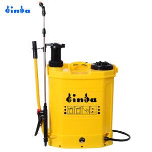 16L Batería y Pulverizador de mochila manual para la Agricultura (HX-16M)