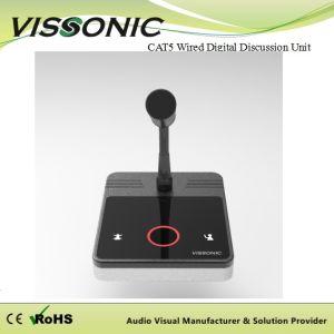 Touchableインターフェイスが付いているハイファイの会議室のマイクロフォンシステム