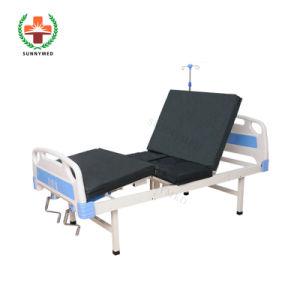 Sy-R009 Geduldig Bed 2 van het Bed van de Zorg van de verzorging het Onstabiele Bed van het Ziekenhuis