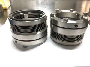 Fole de metal da vedação com espigão de acionamento para Alta Temperatura