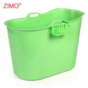 食品等級PP5の物質的な小型プラスチック浴槽