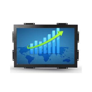 19 Polegadas Monitor de tela de toque capacitivo com HD-Mi/VGA/DVI