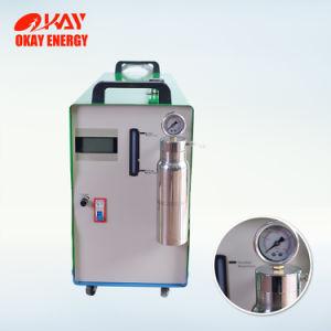 L'énergie verte de l'eau Oxyhydrogen générateur de flamme de piles à combustible