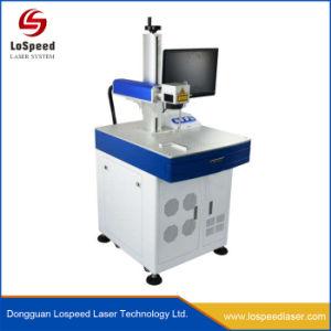 Geen Voor consumptie geschikt Systeem van de Gravure van de Laser van het Type van Laser van de Vezel van de Machine van de Druk