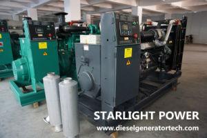 Shangchai (SDEC) 엔진 전기 생성 세트를 가진 220kw 275kVA 공장 발전기