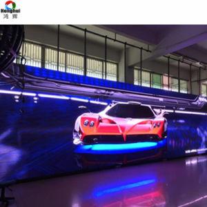 P4 Concert pleine couleur intérieure Affichage LED de fond