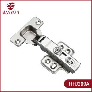 Encajar el DTC suave tipo cierre Invisible bisagra para puerta del armario (HHJ209)