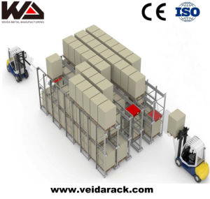 China Heavy Duty Rack de lanzadera para almacén