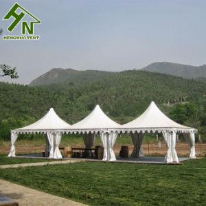 Extérieure ou intérieure toit blanc pagode tente de projet