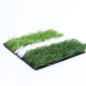 人工的な草のサッカーに床を張るスポーツ