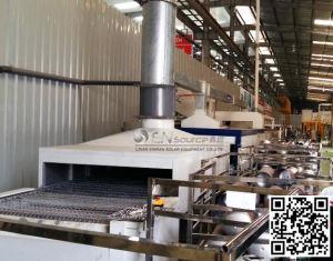 De elektrische Machines van de Tank van de Verwarmer van het Water voor het Chemische Schoonmaken en Droge Lijn