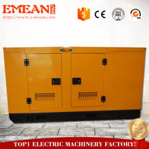 generatori diesel silenziosi di CA 3phase di 20kw 25kVA