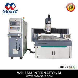 O alumínio/PVC acrílico/Madeira/Ferramenta automática Alterar Router CNC gravura do CNC e máquina de corte