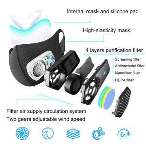 Purificatore portabile dell'aria di mini sanità con il filtro da HEPA