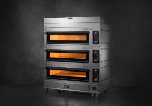 Professionnel de la machine de boulangerie Smart Pont de cuisson Four commercial pour la vente