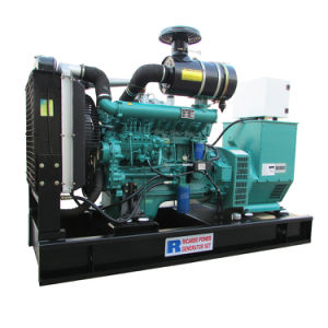 セリウムISOの環境保護50kwのタービンガスの発電機