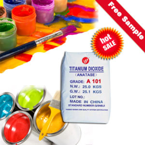 Plastieken & het Dioxyde van het Titanium van het Gebruik van de Zeep A101 (de prijs van China)